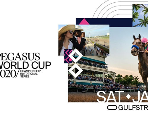Pegasus World Cup goes Medication Free